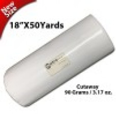 Cutaway (Soft) Stabilizer 18X50yards Roll 90 Grams- 3.17 oz