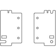 Extra bracket for additional machines